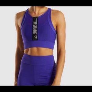 Gymshark New Elevate Zipper Workout Sportsbra